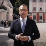 Видео: мэр Тарту обратился к жителям города с обращением