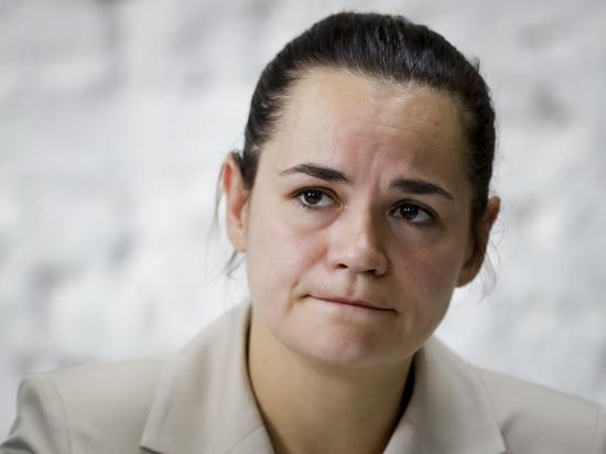 С.Тихановская из Вильнюса представителям ЕП: мы не меньшинство, теперь мы - большинство