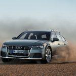 Audi привезла в Россию «бюджетные» версии универсала A6 allroad quattro