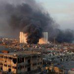 Бейрут растерзан взрывом, величество уехало, шведы самортизировали, вертолёт полетел на три буквы. Новости от FIZROY на 5 августа