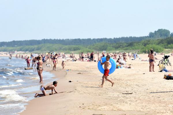 Синоптики сделали прогноз о погоде на воскресенье в Латвии