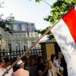 В Литве просят А. Лукашенко не применять силу и призывают мировое сообщество ввести санкции