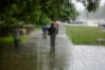 Последний день лета будет дождливым