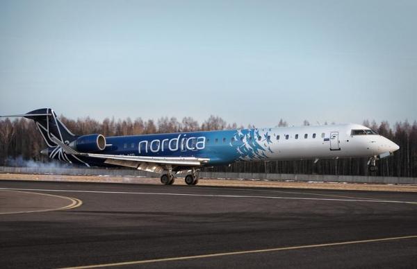 Госпомощь авиакомпании Nordica: Еврокомиссия пока не дала ответ