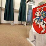 На парламентских выборах защитные маски будут обязательными - ГИК Литвы