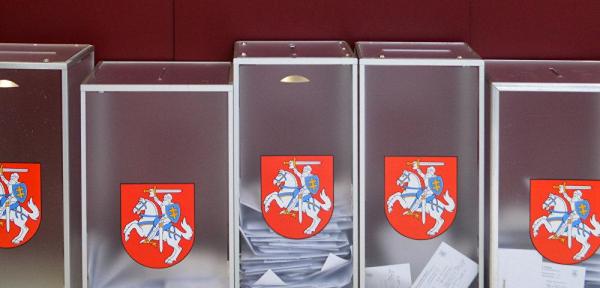Партии провели жеребьевку перед выборами в сейм Литвы