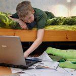 Уроки «обучения на дому» или Пандемия как зеркало внутрисемейных проблем