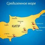 Кипр открывает границу для российских соотечественников 28 августа