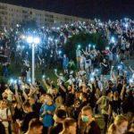Кто стоит за организацией протестов в Белоруссии