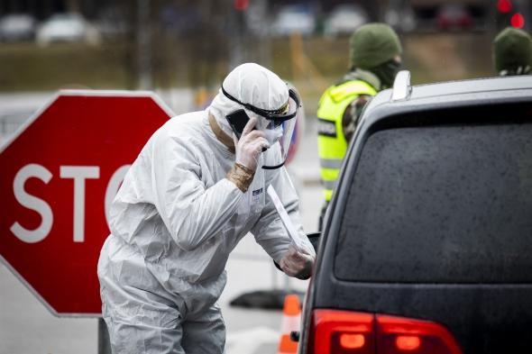На границе с Польшей будут активнее проверять приезжающих – МВД Литвы