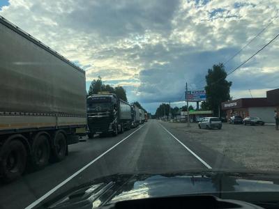 Как на самом деле проезжают на авто российско-белорусскую границу, чтобы дешево улететь в Турцию