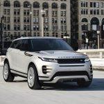 Обновленный Range Rover Evoque получил 3-цилиндровый мотор