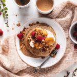 ПП-рецепты сладостей и десертов. Кето-вафли, маффины без глютена, попкорн из гречки