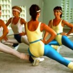 Ритмическая гимнастика 1980-х. Легендарные телетренировки с советскими спортсменками