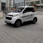 Российская компания Zetta хочет выпустить второй электромобиль, так и не сделав первый