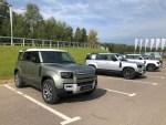 В России стартовали продажи новейшего Land Rover Defender