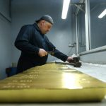 Золотовалютные резервы России впервые в истории превысили $600 млрд