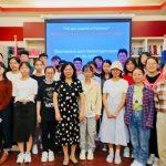 У китайской молодёжи растёт интерес к русской культуре