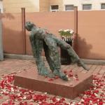 Памятник Сергею Есенину открыли в Москве