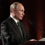 Путин возглавит делегацию РФ на 75-й сессии Генассамблеи ООН.