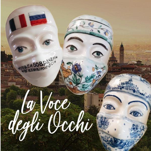 Российские и итальянские мастера создали произведение в память о жертвах коронавируса