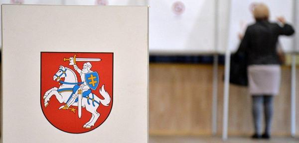 Для голосования на выборах в сейм Литвы за рубежом зарегистрировались 23 тыс. граждан