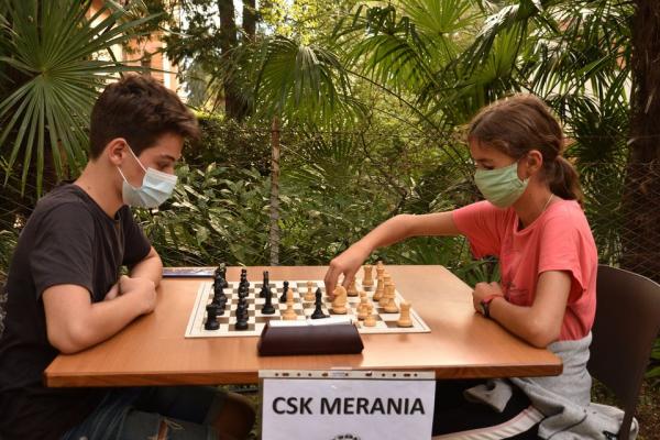 В Русском центре в Мерано проходят Дни шахмат