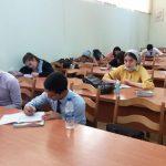 Международный день грамотности и День независимости Таджикистана отметили в Душанбе