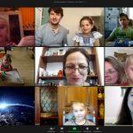 Литературная гостиная «Гагарин» вновь собрала ребят из разных стран