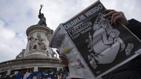 Charlie Hebdo переопубликовал карикатуры на пророка. В среду начнется суд по делу о терактах