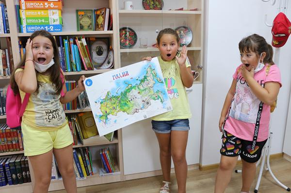 Интересные факты о деятельности Русского географического общества рассказали детям в Болгарии
