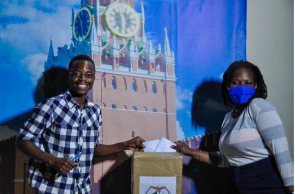 В Замбии проходит опрос о трудоустройстве выпускников российских вузов