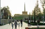 Мемориальный комплекс «Парк Победы» в Ташкенте увековечит память о героях войны