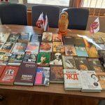 Русский центр в Прешове получил в дар от российского посольства в Словакии новые книги