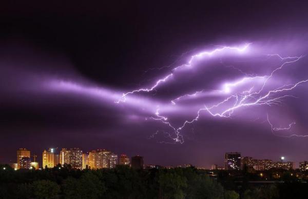 Синоптики объявили по всей Эстонии предупреждение 1-го уровня