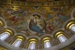 Завершена работа над мозаикой в храме Белграда, создававшейся при участии российских мастеров
