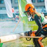 В субботу определится лучший спортсмен-лесоруб Эстонии