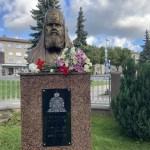 Памятник Алексию II установили в Йыхви