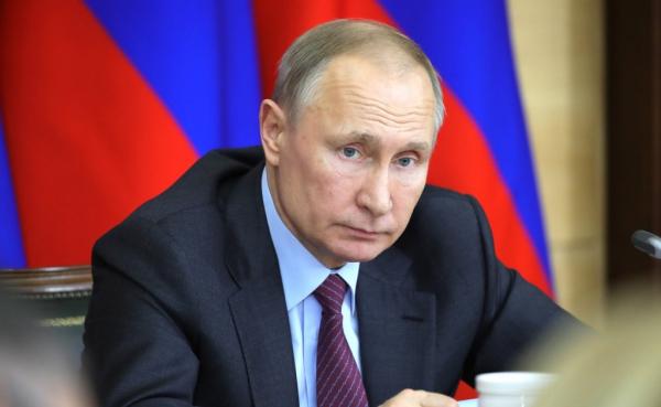 Владимир Путин выступит на 75-й сессии Генассамблеи ООН