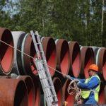 Bloomberg: Меркель не намерена отказываться от Северного потока - 2