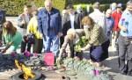 На Украине почтили память борцов с фашизмом