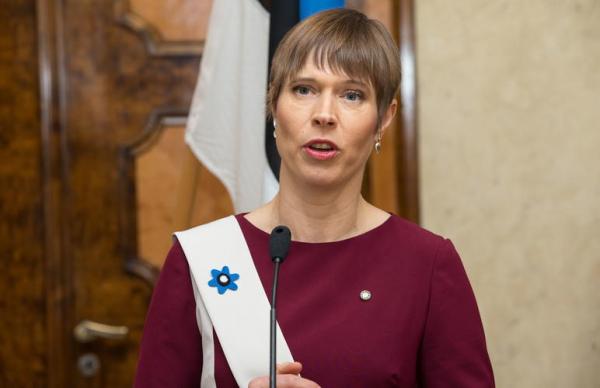 Керсти Кальюлайд встретилась в Таллинне с замгоссекретаря США