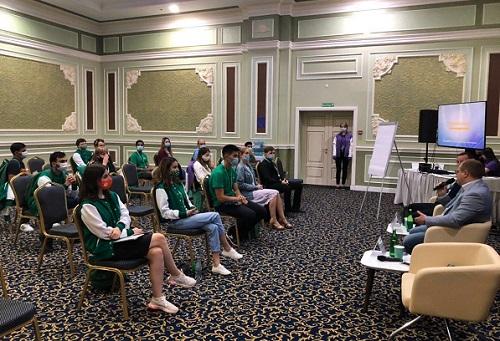 Соотечественники представили свои проекты на Евразия Global