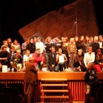 Театральные коллективы из Прибалтики представили свои спектакли на фестивале «Русская классика в Латвии»