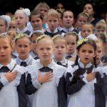 Русскоязычные школы Украины перешли на украинский язык обучения
