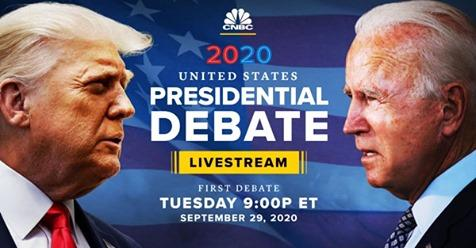 Дебаты оскорблений: Байден назвал Трампа «щенком Путина» на дебатах