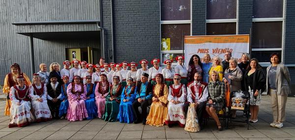 Язык культуры и свободы объединяет народы Литвы