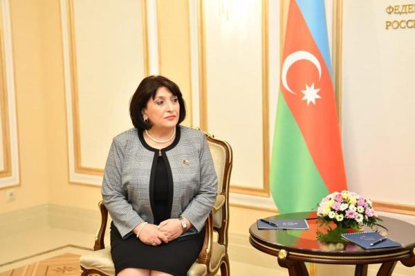 Спикер парламента Азербайджана рассказала о важной роли русского языка в стране
