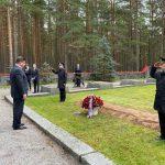 В Финляндии перезахоронили останки советских бойцов, найденные поисковиками