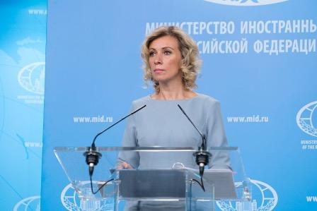 МИД РФ: ситуация с русскоязычными в Украине усугубляется